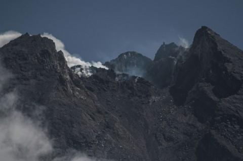 Kubah Lava Gunung Merapi Berpotensi Runtuh