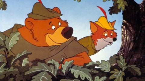 Disney Remake Film Animasi Robin Hood