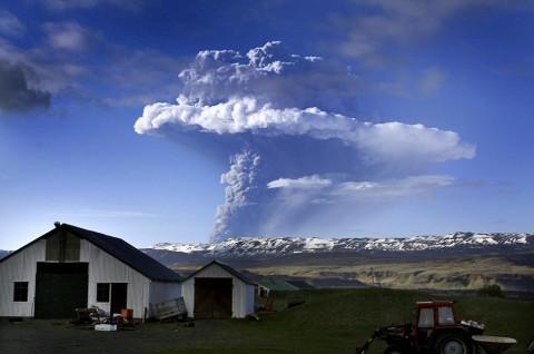 Aktivitas Gunung Berapi di Islandia Meningkat