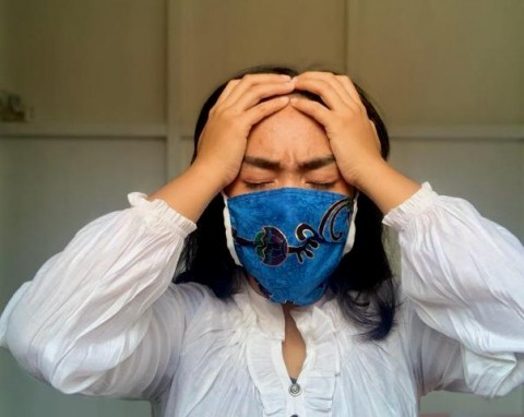 Covid-19 Bisa Menempel di Luar Masker Anda Selama 7 Hari?