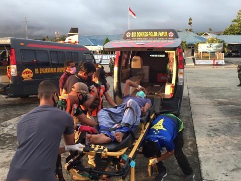 Anggota Polres Mamberamo Raya yang Tewas Jadi Tiga Orang