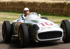 Legenda F1 Inggris Wafat di Usia 90 Tahun