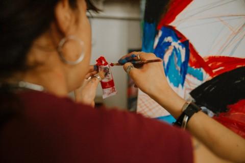 Menyalurkan Bakat Seni Membantu Kesehatan Mental di Tengah Korona