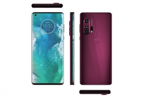 Motorola Edge+ Meluncur 22 April