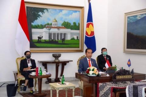 Empat Usulan Jokowi Agar ASEAN Sukses Hadapi Covid-19