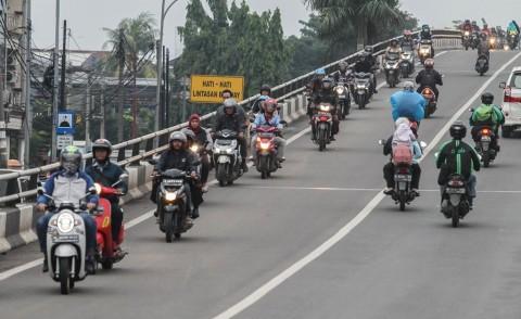 Sepeda Motor Jadi Penyumbang Terbanyak Polusi Udara