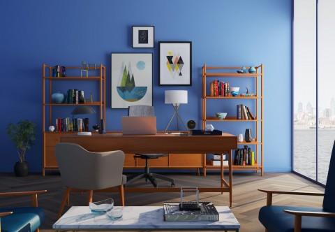 Tips Ubah Ruangan agar Produktif Kerja di Rumah