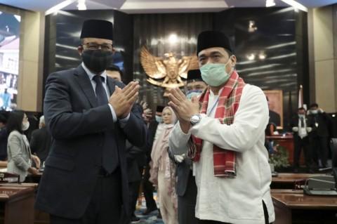 Pesan Khusus Prabowo Buat Wagub Baru DKI