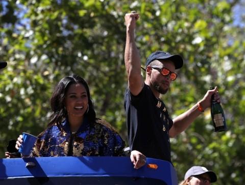 Istri Bintang NBA Stephen Curry Terjerat Kasus Hukum