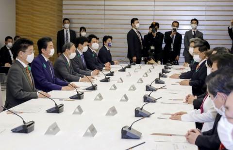 Tiga Pejabat Kabinet Jepang Terinfeksi Covid-19