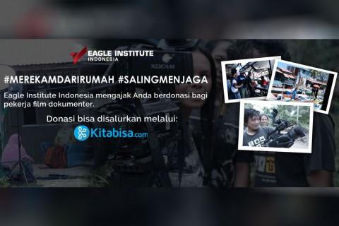 Eagle Institute Galang Donasi untuk Pekerja Film Dokumenter