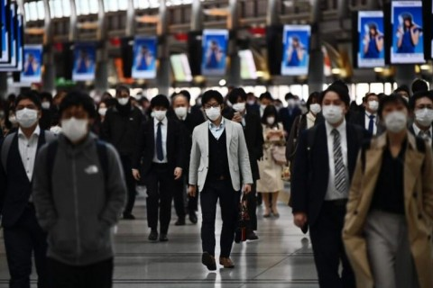 Jepang Perpanjang Darurat Negara Hingga 6 Mei