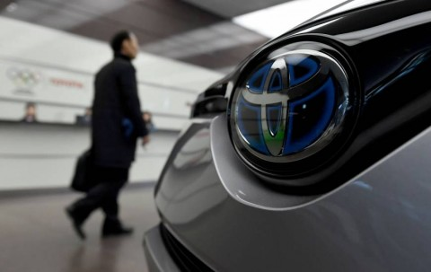 Toyota Perangi Covid-19 Bermodalkan APD