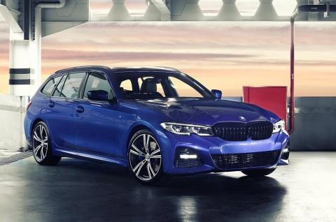 BMW Luncurkan Seri 3 Versi Touring