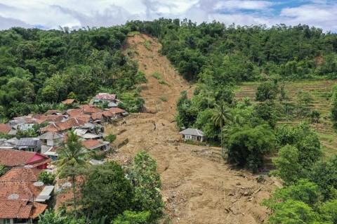 Anggaran Pascabencana Sukajaya Bogor Rp92,9 Miliar