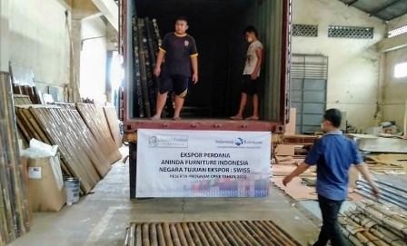 Ekspor Furnitur Asal Jateng Bertahan di Tengah Covid-19