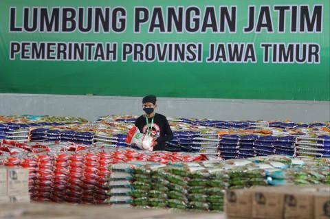 Lumbung Pangan Jatim Resmi Diluncurkan