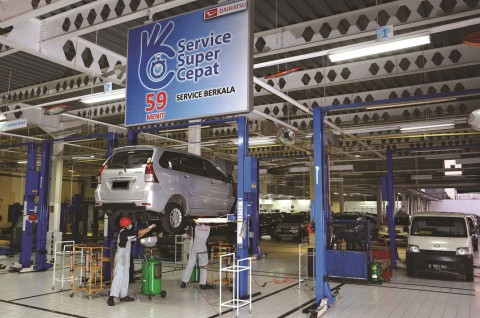 Garansi Mobil Daihatsu Habis Saat PSBB? Bisa Diperpanjang