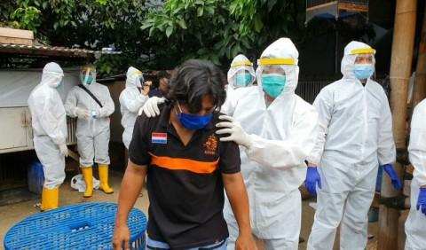Polisi Tangkap 27  Pejudi Sabung Ayam