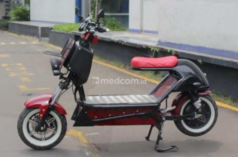 Lahirnya Motor Listrik UBL CEV01 Buah Tangan Mahasiswa Indonesia