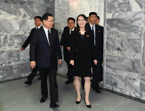 Adik Perempuan Kim Jong-un Tancapkan Kekuasaan di Korut