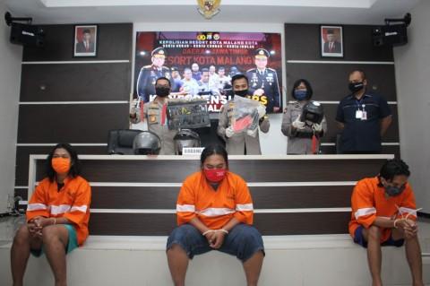Tiga Mahasiswa di Malang Ditangkap Karena Vandalisme