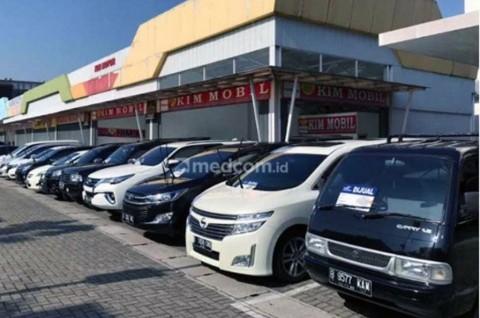 Omset Bisnis Mobil Bekas Anjlok Hingga 90 Persen