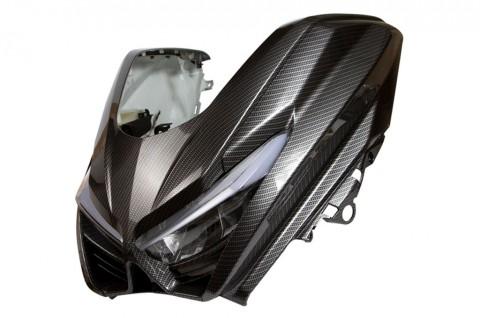 Cangkok Desain Lampu Aerox di Nmax