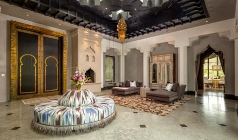 Inspirasi Desain Interior Rumah ala Maroko