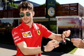 Manfaat Balapan Virtual F1 bagi Charles Leclerc