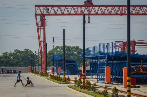 Pemerintah Diusulkan Setop Proyek Ibu Kota Baru hingga Kereta Cepat