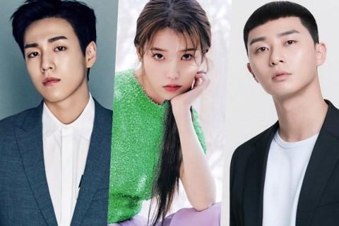 Park Seo Joon Bintangi Film Baru Bareng IU dan Lee Hyun Woo