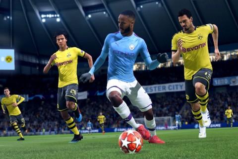 FIFA 20 Jawab Penggemar Sepak Bola di Tengah Pandemi Covid-19