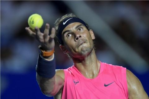 Nadal Pesimistis dengan Kelanjutan Kompetisi Tenis Dunia
