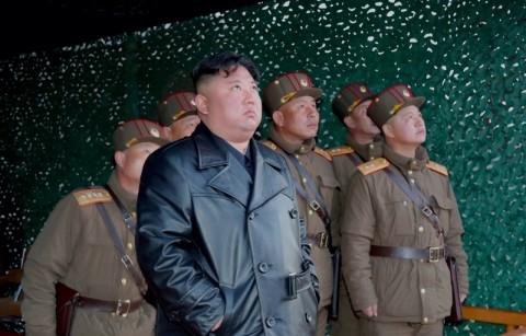 Citra Satelit Pemicu Spekulasi Kesehatan Kim Jong-un