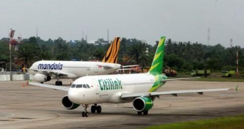 Citilink Layani Penerbangan Kargo Domestik dan Internasional