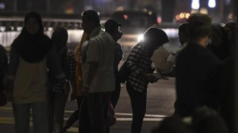 Sembako di Malaysia Diutamakan untuk WNI Buruh Harian Lepas