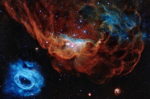 Hubble Rayakan 30 Tahun di Ruang Angkasa