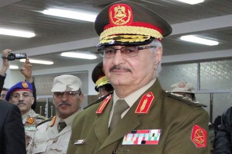 Khalifa Haftar Klaim Ambil Alih Pemerintahan Libya