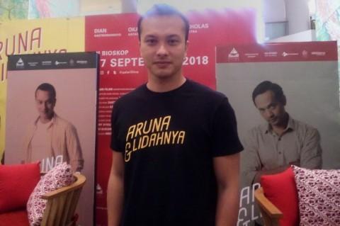 Nicholas Saputra Bingung Memilih Jadi Aktor atau Produser