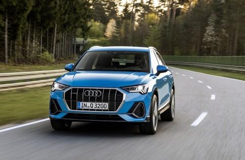All new Audi Q3 yang Semakin Membesar dan Sporty