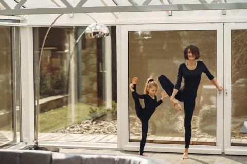 Ide Olahraga yang Menyenangkan bersama Anak di Rumah (Bag-2)