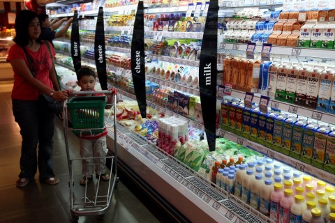 Supermarket Jangkau Konsumen Lewat WhatsApp