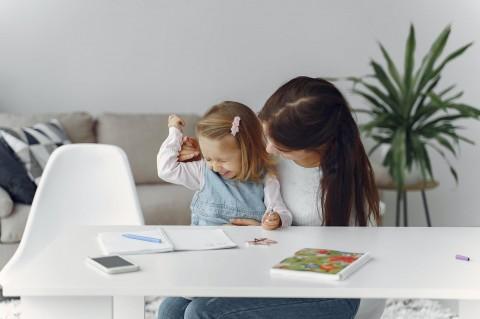Di Rumah Saja, Perhatikan Nutrisi Anak