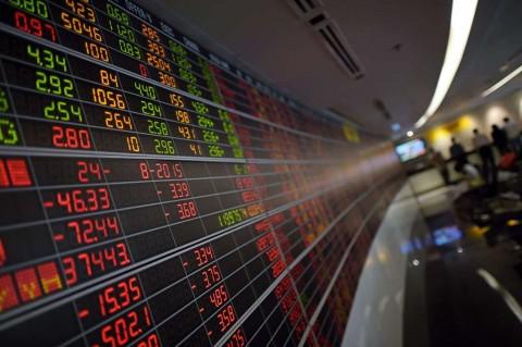 Jelang Pengumuman The Fed, Bursa Saham Asia Menguat