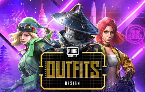 PUBG Mobile Gelar Kontes Outfit Design