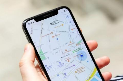 Apple Maps Kini Tampilkan Lokasi Tes Covid-19