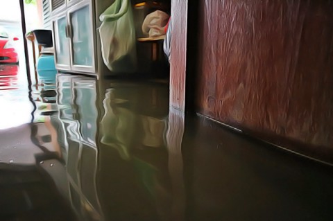 Floods Inundate Several Areas in Central Kalimantan's North Barito