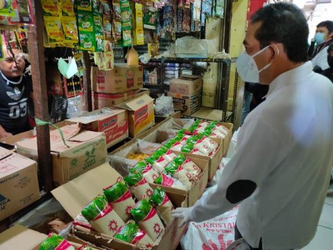 Operasi Pasar, Mendag Pastikan Harga Gula Turun