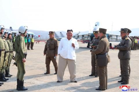 Kapal Wisata Milik Kim Jong-un Muncul di Resor Korut